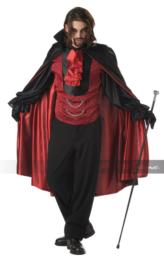 Count Bloodthirst vampire costume by California Costumes #00744 at Buffalo Breath Costumes