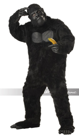 Gorilla costume by California Costumes #01010 at Buffalo Breath Costumes