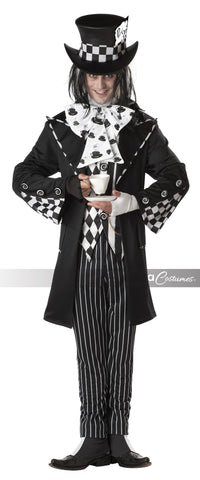 Dark Mad Hatter costume by California Costumes #01101 at Buffalo Breath Costumes