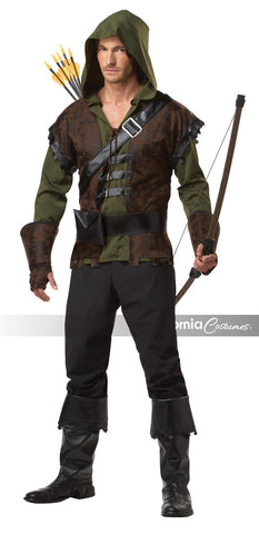 Robin Hood costume by California Costumes #01129 at Buffalo Breath Costumes