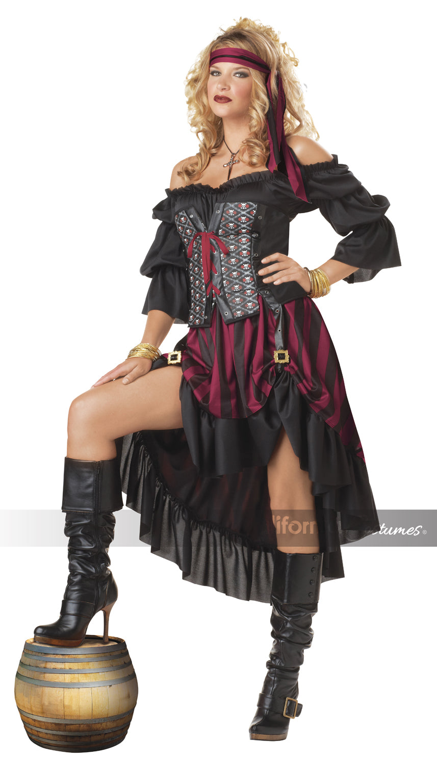 0d79da4c66a Pirates · Plus Sizes · Sexy · Pirate Wench costume by California Costumes   01187 at Buffalo Breath Costumes