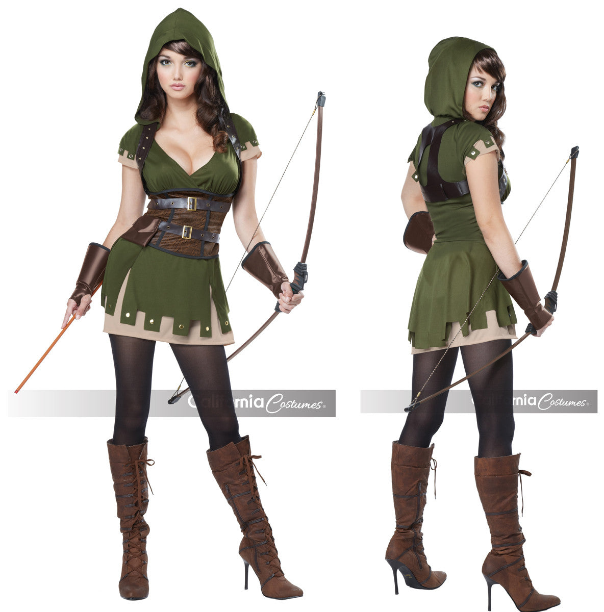 Lady Robin Hood costume by California Costumes  sc 1 st  Buffalo Breath Costumes : california costumes robin hood  - Germanpascual.Com