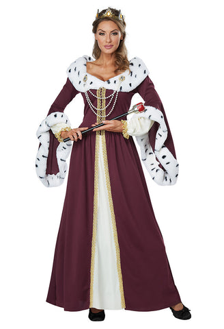 Royal Storybook Queen costume by California Costumes 01460 at Buffalo Breath Costumes