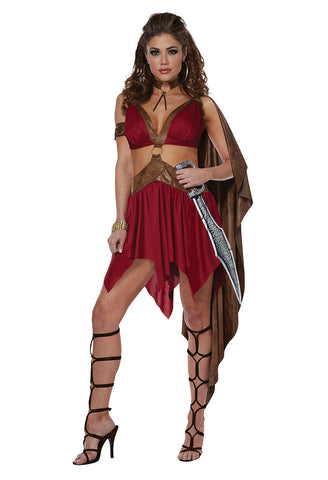 Warrior Goddess costume 01484 at Buffalo Breath Costumes