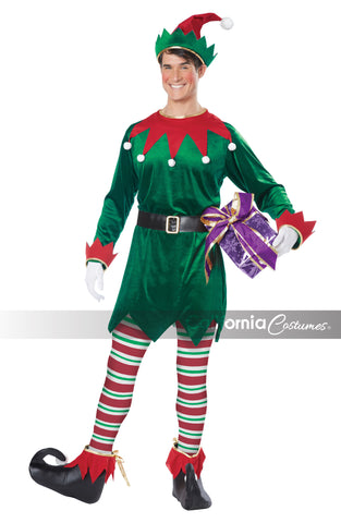 Christmas Elf costume by California Costumes #01554 at Buffalo Breath Costumes