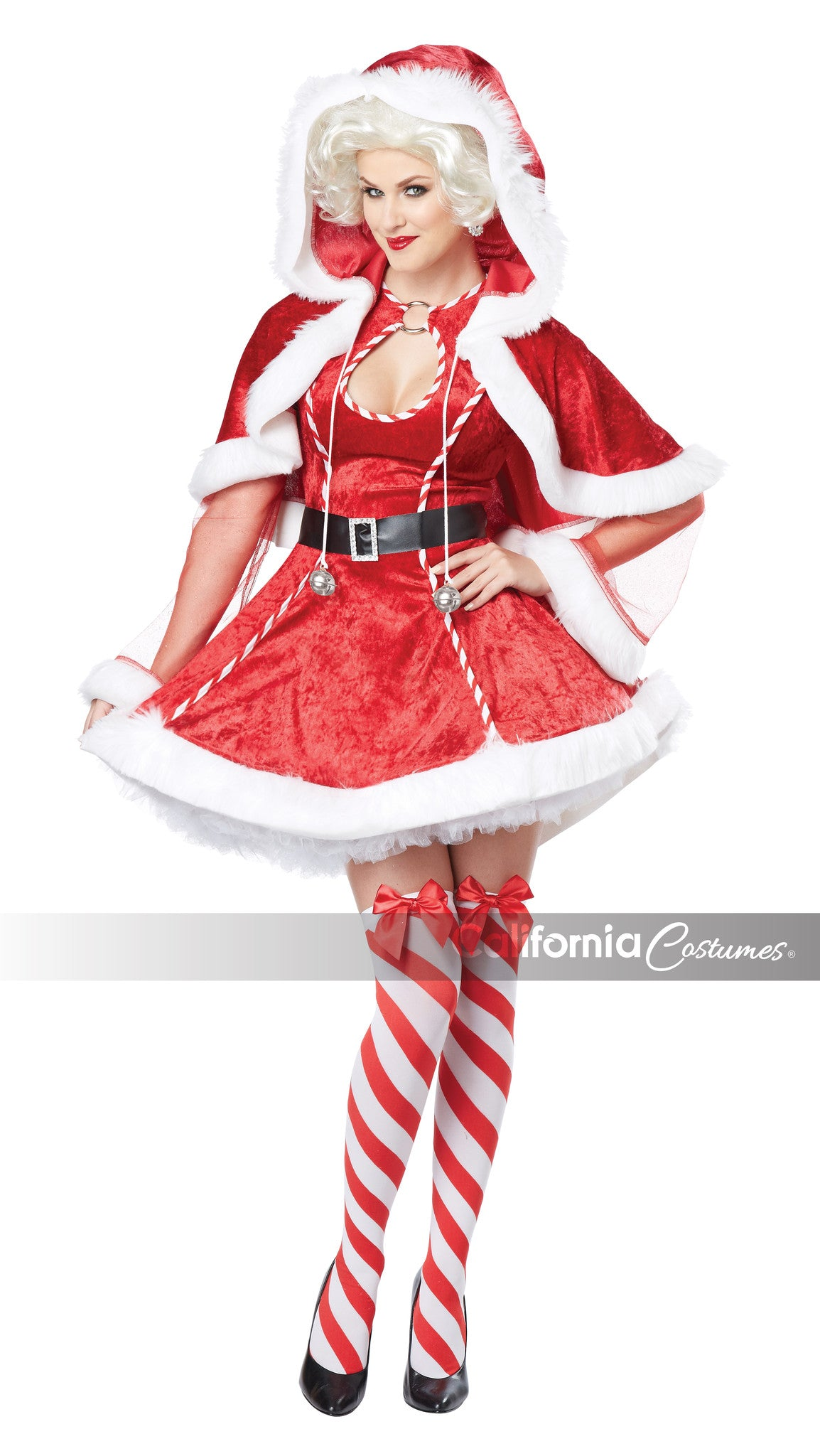 Ms santa claus costume sexy