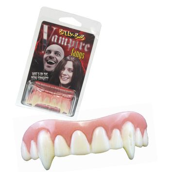 Billy-Bob Vampire Fangs 10111