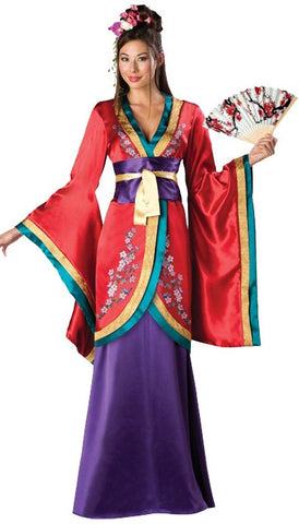 Far East Empress costume by InCharacter 1080 at Buffalo Breath Costumes