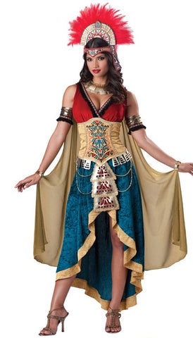 Mayan Queen costume by InCharacter 1091 at Buffalo Breath Costumes
