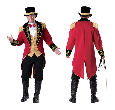 Ringmaster costume by InCharacter Costumes 1092 at Buffalo Breath Costumes