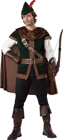 Robin Hood costume by InCharacter 1129 at Buffalo Breath Costumes