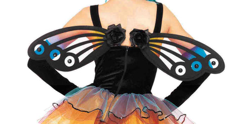 Strapless butterfly wings in Accessories from LEGAVENUE at Buffalo Breath Costumes