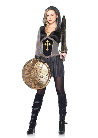 Joan of Arc-Large in Packaged Costumes from LEGAVENUE at Buffalo Breath Costumes