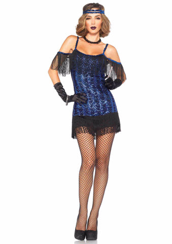 Gatsby Flapper in Packaged Costumes from LEGAVENUE at Buffalo Breath Costumes