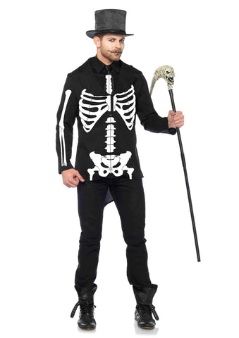 Bone Daddy in Packaged Costumes from LEGAVENUE at Buffalo Breath Costumes
