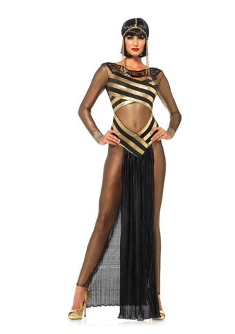 Goddess Isis in Packaged Costumes from LEGAVENUE at Buffalo Breath Costumes