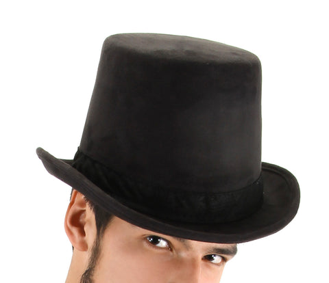 Coachman Top Hat in Accessories from ELOPE at Buffalo Breath Costumes - 2