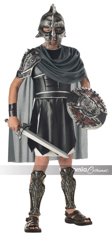 Gladiator child in Packaged Costumes from CALIFORNIA at Buffalo Breath Costumes