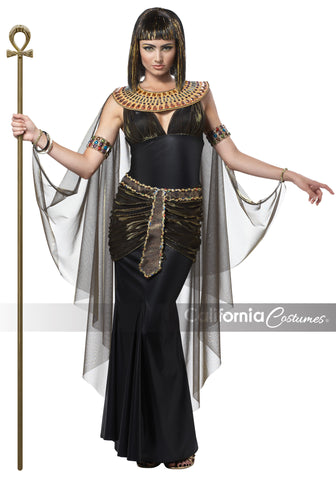 Cleopatra in Packaged Costumes from CALIFORNIA at Buffalo Breath Costumes