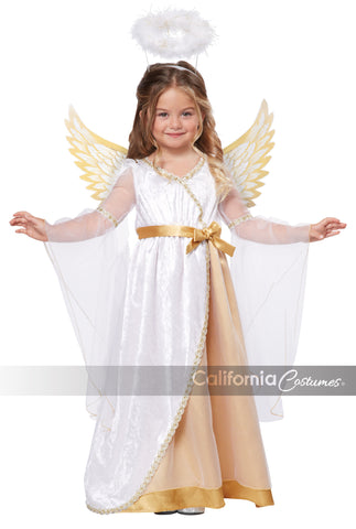 Sweet Little Angel in Packaged Costumes from CALIFORNIA at Buffalo Breath Costumes
