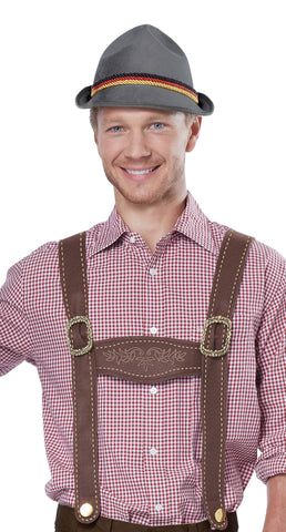 Lederhosen Kit in Accessories from CALIFORNIA at Buffalo Breath Costumes