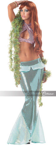 Mesmerizing Mermaid in Packaged Costumes from CALIFORNIA at Buffalo Breath Costumes
