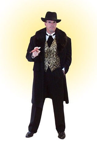 1920's Captain of Industry in Theatrical Costumes from BuffaloBreath at Buffalo Breath Costumes