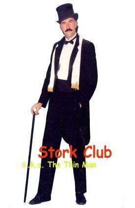 The Thin Man (Stork Club) in Theatrical Costumes from BuffaloBreath at Buffalo Breath Costumes