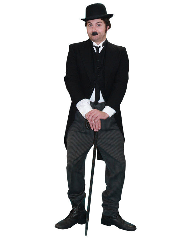 Charlie Chaplin in Theatrical Costumes from BuffaloBreath at Buffalo Breath Costumes