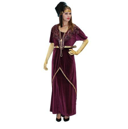 High Society dress 1920s costume rental or purchase at Buffalo Breath Costumes