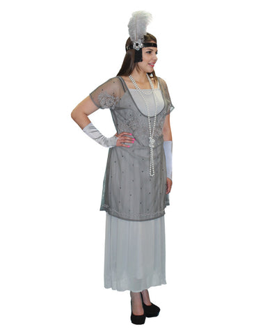 Twenties High Society costume rental or purchase at Buffalo Breath Costumes