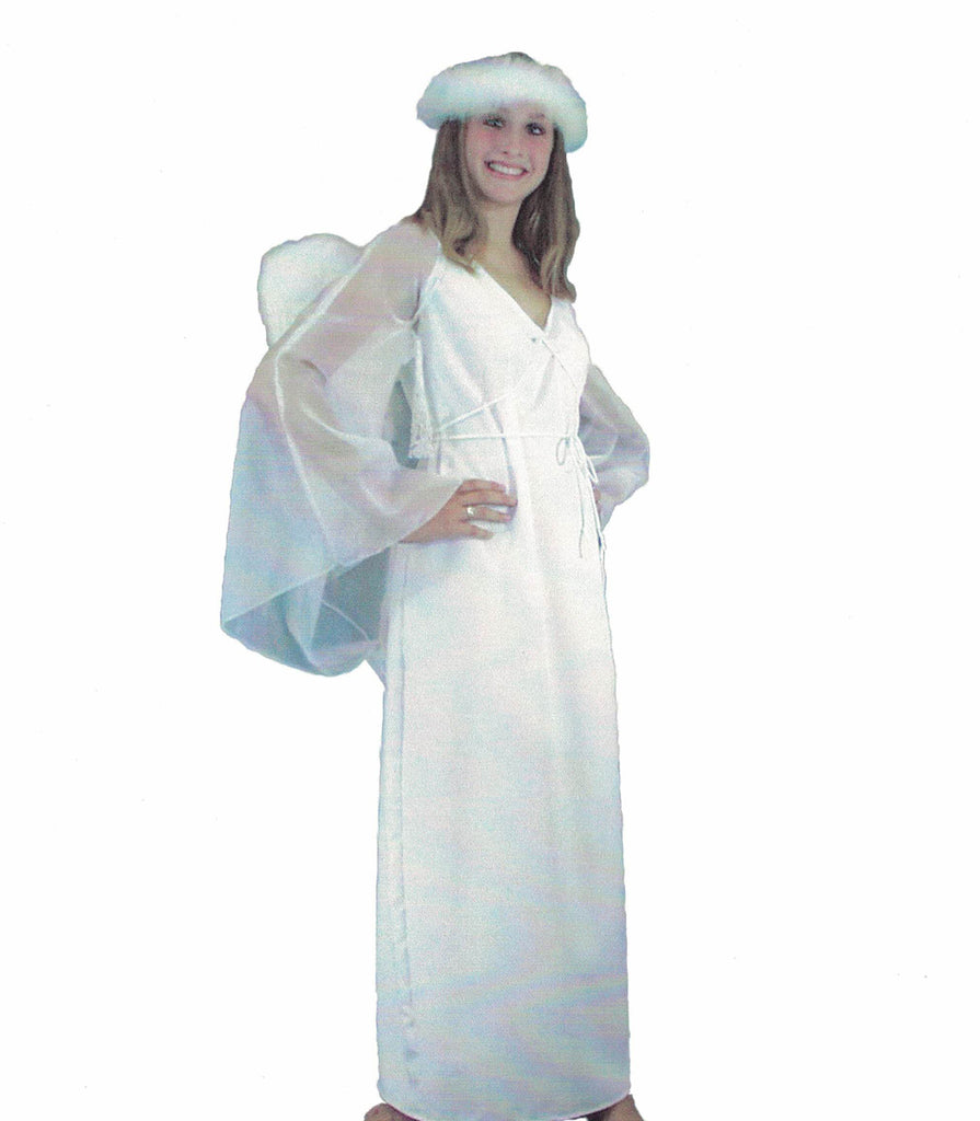 Angel costume rental at Buffalo Breath Costumes in San Diego