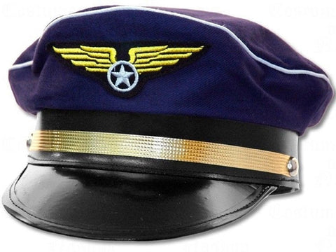Pilot Hat by Jacobson Hats at Buffalo Breath Costumes in San Diego