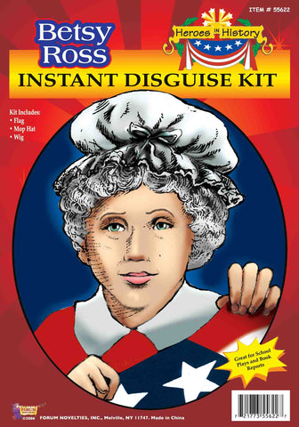 Betsy Ross Disguise Kit in Accessories from FORUM at Buffalo Breath Costumes