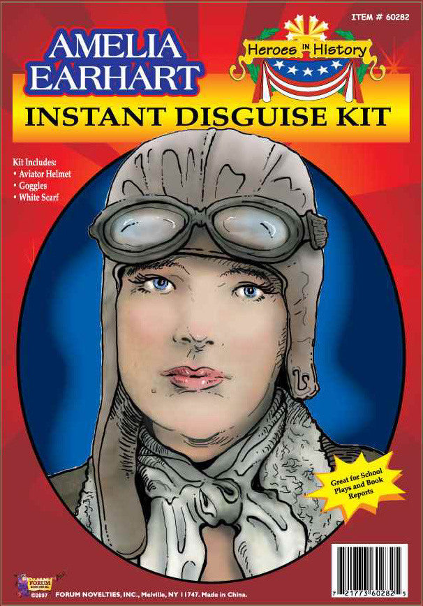 Amelia Earhart Kit in Accessories from FORUM at Buffalo Breath Costumes