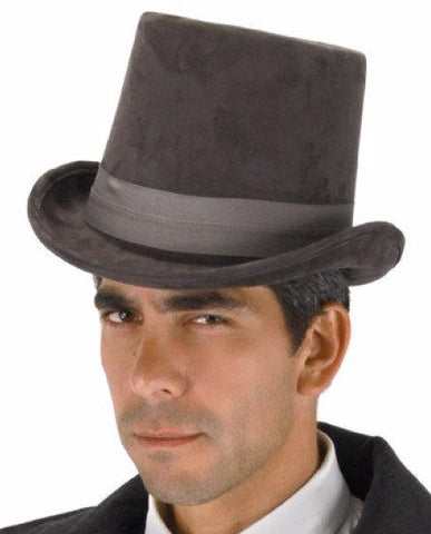 Coachman Gray Top Hat from Elope at Buffalo Breath Costumes