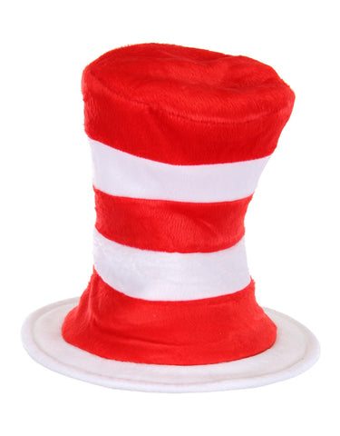 Dr. Seuss Cat in the Hat - Velboa Hat