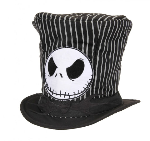 Jack Skellington Top Hat by Elope at Buffalo Breath Costumes