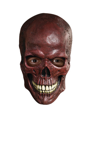 Blood Skull latex overhead mask by Rubie's 4241 at Buffalo Breath Costumes in San Diego