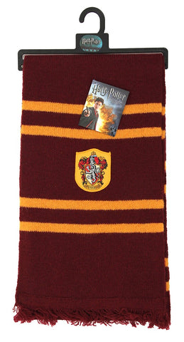 Harry Potter Gryffindor Wool Knit Scarf 440200