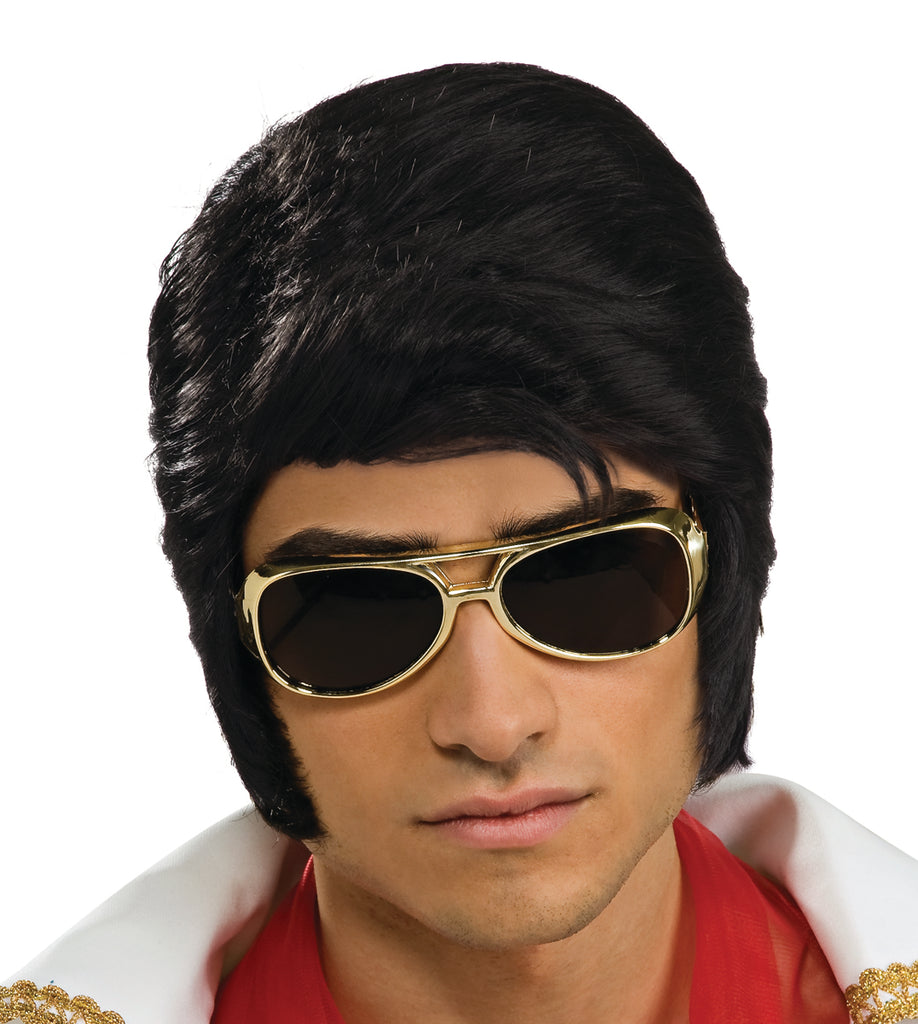 Elvis Wig by Rubie's 51790 at Buffalo Breath Costumes