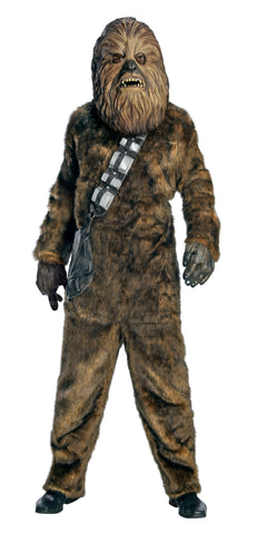 Star Wars Chewbacca costume by Rubie's 56107 at Buffalo Breath Costumes