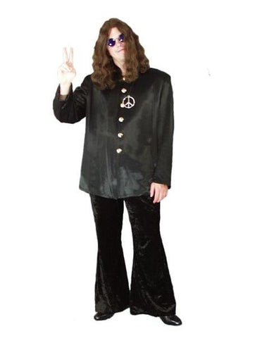 John Lennon Nehru Jacket costume rental at Buffalo Breath Costumes in San Diego