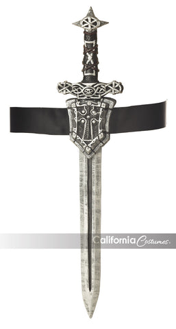 Knight Sword with Crusader Sheath