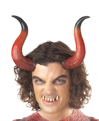 Hellion Horns with Teeth