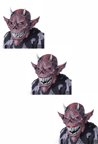Devil's Feast Ani-Motion Mask by California Costumes #60637 at Buffalo Breath Costumes