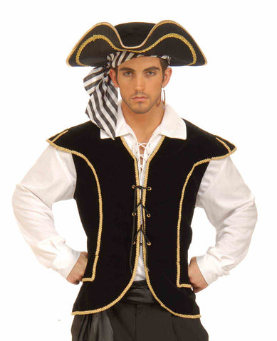 Buccaneer Vest by Forum #60695 at Buffalo Breath Costumes