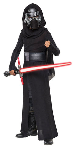 Star Wars Kylo Ren costume in a child size by Rubie's 620091 at Buffalo Breath Costumes