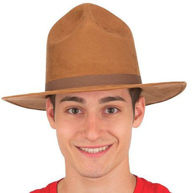 The Ranger Hat in Accessories from JACOBSON at Buffalo Breath Costumes