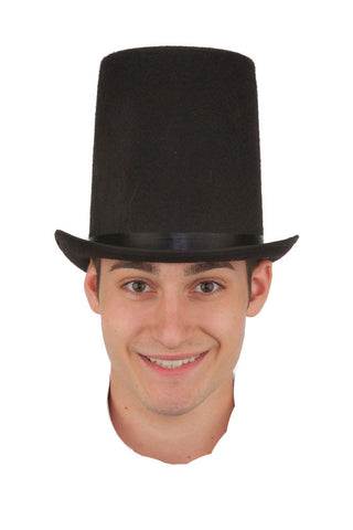 Lincoln Stove Top Hat in Accessories from JACOBSON at Buffalo Breath Costumes